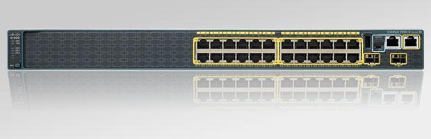 Cisco WS-C2960S
