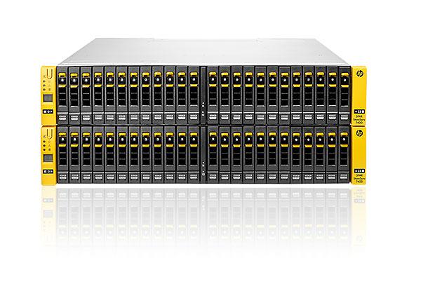 HPE 3PAR StoreServ 7000 Storage Comparison