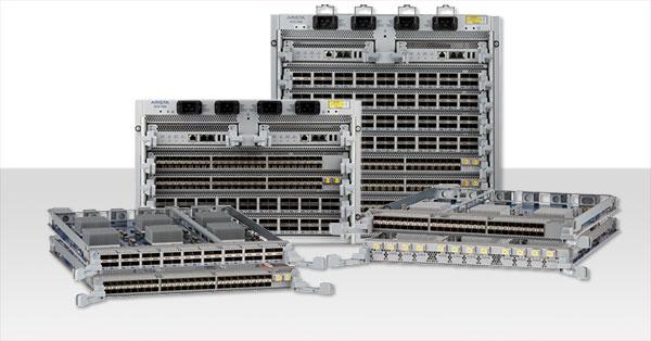 Arista Networking Hardware