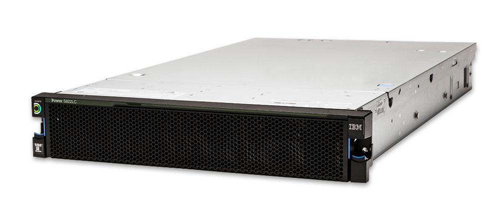 8335 Gca Ibm Power8 Server Maximum Midrange