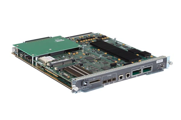 VS-S2T-10G: Cisco Catalyst 6500 Series Supervisor Engine VS