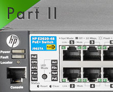 HP 2620 Follow-Up: Transceivers