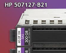 HP 507127-B21 Part Number Reference