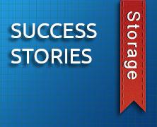 Success Story –  NetApp Drives