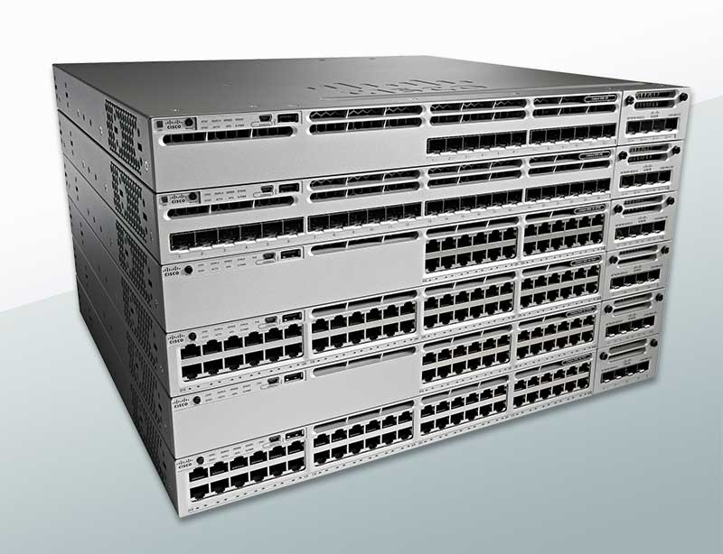 Cisco Catalyst Ethernet Switch WS-C3850-48P-S Specs and Pricing