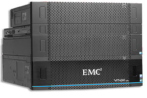 EMC VNX Unified Storage Systems Comparison Matrix