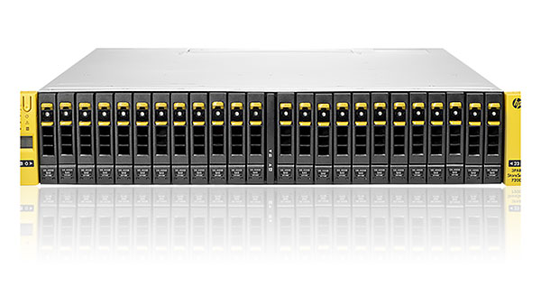 HPE 3PAR StoreServ 7000 vs 8000 Comparison