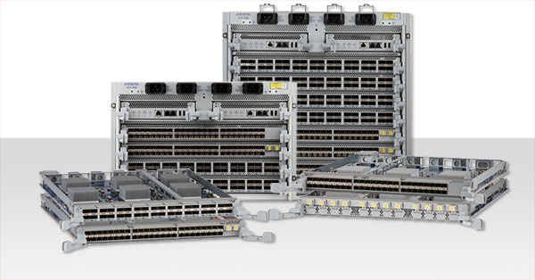 Arista Networking Hardware
