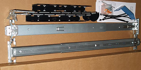 AM227A HPE Rack Kit For Integrity Rx2800 I2 And HP Integrity Rx2800 I4