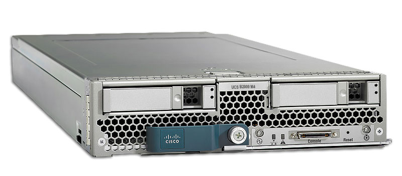 UCSB-B200-M4-U: Cisco UCS B200 M4 Barebones Chassis with Upgrade Mezzanine